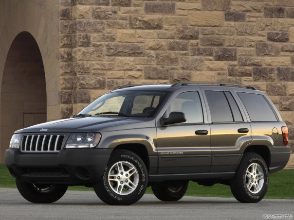 Jeep Grand Cherokee Laredo ...